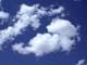 SUMMER CLOUDS AND BLUE SKY, SASKATOON