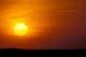 CLOSE-UP OF SETTING SUN, HUMBOLDT