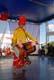 EAST INDIAN DANCER WITH DRUM, SASKATOON