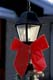 CARRIAGE LIGHT AND RED BOW, CUDWORTH
