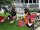 HAPPY BIRTHDAY LAWN ORNAMENTS, SASKATOON