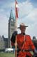RCMP MUSICAL RIDE, SINGLE RIDER, PEACE TOWER, OTTAWA