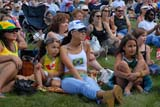 EVE CAN DAY SK  WDS06B4366DXCROWD SITTING ON GRASSCANADA DAY CELEBRATIONSSASKATOON                      071© WAYNE SHIELS                ALL RIGHTS RESERVEDCANADA_DAY;CROWDS;CULTURE;EVENTS;OUTDOORS;PEOPLE;PLAINS;PRAIRIES;SASKATCHEWAN;SASKATOON;SK_;SPECTATORS;SUMMERLONE PINE PHOTO              (306) 683-0889