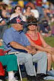 EVE CAN DAY SK  WDS06B4418DX  VTSENIOR COUPLE IN LAWN CHAIRSCANADA DAY CELEBRATIONSSASKATOON                      071© WAYNE SHIELS                ALL RIGHTS RESERVEDCANADA_DAY;CHAIRS;CO_ED;COUPLE;EVENTS;LAWN;OUTDOORS;PEOPLE;PLAINS;PRAIRIES;SASKATCHEWAN;SASKATOON;SENIORS;SK_;SPECTATORS;SUMMER;VTLLONE PINE PHOTO              (306) 683-0889