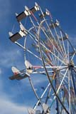 EVE CHI NEW  SK     1505324D  VT    SKY RIDER AGAINST SUMMER SKYSASKATOON                       06/..© CLARENCE W. NORRIS      ALL RIGHTS RESERVEDCARNIVAL;EVENTS;FAIRS;FERRIS_WHEELS;PLAINS;PRAIRIES;RIDES;SASKATCHEWAN;SASKATOON;SK_;SKY_RIDER;SUMMERLONE PINE PHOTO              (306) 683-0889