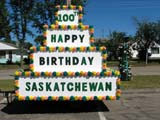 EVE CEN SAS  SK  LJN05A0676DX  VTHAPPY BIRTHDAY FLOATSASKATCHEWAN CENTENNIALPREECEVILLE                      07..© LAURA NORRIS               ALL RIGHTS RESERVEDCENTENNIAL;EVENTS;NUMBERS;PLAINS;PRAIRIES;PREECEVILLE;SASKATCHEWAN;SK_;SUMMERLONE PINE PHOTO             (306) 683-0889