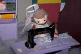 EVE CHR MIS  SK     1516901D  NPR   ANGEL SEWING CHRISTMAS GIFTSFESTIVAL OF TREESSASKATOON                       12/01© CLARENCE W. NORRIS      ALL RIGHTS RESERVEDANGELS;CHRISTMAS;CRAFTS;DISPLAYS;EVENTS;PLAINS;PRAIRIES;SASKATCHEWAN;SASKATOON;SK_;TOYSLONE PINE PHOTO              (306) 683-0889
