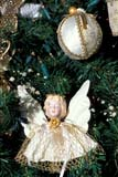 EVE CHR MIS  SK     2011406D  VT   ANGEL TREE ORNAMENTSFESTIVAL OF TREESSASKATOON                       11/30© CLARENCE W. NORRIS      ALL RIGHTS RESERVEDANGELS;ART;BULLETINS;CHRISTMAS;CRAFTS;DECORATIONS;EVENTS;PLAINS;PRAIRIES;RELIGION;SASKATCHEWAN;SASKATOON;SK_;VTLLONE PINE PHOTO              (306) 683-0889