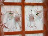 EVE CHR MIS  SK  CWN02D4016DGLASS CHRISTMAS ORNAMENTS HANGING IN WNDOWSASKATOON BERRY BARNSASKATOON                       10/05© CLARENCE W. NORRIS      ALL RIGHTS RESERVEDART;CHRISTMAS;CRAFTS;DECORATIONS;EVENTS;GLASS;HOLIDAYS;PLAINS;PRAIRIES;SASKATCHEWAN;SASKATOON;SK_;WINDOWSLONE PINE PHOTO              (306) 683-0889