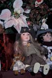 EVE CHR MIS  SK  CWN2210809D  VTPOINSETTIA AND CERAMIC DOLLFESTIVAL OF TREESSASKATOON                       12/..© CLARENCE W. NORRIS      ALL RIGHTS RESERVEDCERAMIC;CHRISTMAS;DISPLAYS;DOLLS;EVENTS;PLAINS;POINSETTIAS;PRAIRIES;SASKATCHEWAN;SASKATOON;SK_;TOYS;VTLLONE PINE PHOTO              (306) 683-0889
