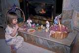 EVE EAS MIS  SK  CWN2202024D  MR #354   GIRL PLACING CARROTS ON HEARTHSASKATOON                       03/30© CLARENCE W. NORRIS      ALL RIGHTS RESERVEDCARROTS;CHILDREN;DECORATIONS;EASTER;EVENTS;FIREPLACES;FOOD;GIRL;MR_;PEOPLE;PLAINS;PRAIRIES;SASKATCHEWAN;SASKATOON;SK_LONE PINE PHOTO              (306) 683-0889
