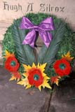 EVE REM DAY  SK     1813511D  VTREMEMBRANCE DAY WREATHSASKATOON                       11/11© CLARENCE W. NORRIS      ALL RIGHTS RESERVEDBULLETINS;EVENTS;PLAINS;POPPIES;PRAIRIES;REMEMBRANCE_DAY;SASKATCHEWAN;SASKATOON;SK_;VTL;WINTER;WREATHSLONE PINE PHOTO              (306) 683-0889