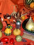 EVE THA MIS  SK  CWN02D4074D  VT  THANKSGIVING DISPLAYSASKATOON                       1013© CLARENCE W. NORRIS      ALL RIGHTS RESERVEDBULLETINS;CRAFTS;EVENTS;PLAINS;PRAIRIES;SASKATCHEWAN;SASKATOON;SK_;THANKSGIVING;VTLLONE PINE PHOTO              (306) 683-0889