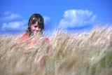 FAR PEO MIS  SK   WS10162D  MRGIRL IN BUMPER BARLEY CROPHUDSON BAY                    ....© WAYNE SHIELS             ALL RIGHTS RESERVEDBARLEY;CHILDREN;CROPS;FARMING;GIRL;HUDSON_BAY;MR_;PEOPLE;PLAINS;PRAIRIES;RURAL;SASKATCHEWAN;SCENES;SK_;TAMARALONE PINE PHOTO                  (306) 683-0889