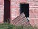 HANGING GRANARY DOOR, SPRINGSIDE