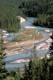 SANDBARS IN HECTOR GORGE, VERMILLION RIVER, KOOTENAY NATIONAL PARK