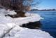 ICE AT RIVER'S EDGE, SASKATOON