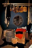 HIS NAT JAM  BC     1410417D  VTFUR TRADE DISPLAYFORT ST. JAMES NATIONAL HISTORIC SITE   07/..© CLARENCE W. NORRIS                               ALL RIGHTS RESERVEDBC_;BRITISH;BRITISH_COLUMBIA;COLUMIBIA;CORDILLERA;DRYGOODS;FUR_TRADE;FORT_ST_JAMES;FORT_ST_JAMES_NHS;FORTS;FURS;HISTORIC;HUDSONS_BAY_CO;PIONEERS;SUMMER;TOURISM;VTLLONE PINE PHOTO               (306) 683-0889