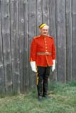 HIS NAT BAT  SK     0810205D  NMR  VTNWMP OFFICER STANDING BY STOCKADE WALLFORT BATTLEFORD NATIONAL HISTORIC SITEBATTLEFORD                         08..© CLARENCE W. NORRIS        ALL RIGHTS RESERVED CLOTHING;COSTUMES;FORT_BATTLEFORD;FORT_BATTLEFORD_NHS;HISTORIC;MALE;MILITARY;NWMP;PEOPLE;PIONEERS;PLAINS;POLICE;PRAIRIES;SASKATCHEWAN;SENIORS;SK_;STOCKADES;UNIFORMS;VTL;WOODLONE PINE PHOTO                (306) 683-0889