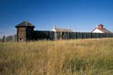 HIS NAT BAT  SK       2010618DEXTERIOR VIEW OF STOCKADE ON GRASSLANDSFORT BATTLEFORD NAT HIS  0916© CLARENCE W. NORRIS        ALL RIGHTS RESERVEDFORT_BATTLEFORD;FORT_BATTLEFORD_NHS;FORTS;GRASSLANDS;HISTORIC;NWMP;PIONEERS;PLAINS;PRAIRIES;SASKATCHEWAN;SK_;STOCKADES;STRUCTURES;SUMMER;TOURISM;WOODLONE PINE PHOTO                (306) 683-0889