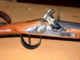 HIS NAT CAR  SK  CWN02D0289D1859 BARRNETT FLINTLOCK RIFLE FORT CARLTON PROVINCIAL HISTORIC PARK  FORT CARLTON                        07/01© CLARENCE W. NORRIS           ALL RIGHTS RESERVEDFLINT;FLINTLOCKS;FORT_CARLTON;FORT_CARLTON_PHP;FORTS;FUR_TRADE;GUNS;HISTORIC;HUDSONS_BAY_CO;METIS;PIONEERS;PLAINS;PRAIRIES;RIFLES;SASKATCHEWAN;SK_;SUMMER;TOURISM;WEAPONSLONE PINE PHOTO                  (306) 683-0889