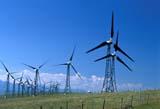IND ENE MIS  AB  REH1000598DWIND ELECTRICITY GENERATORSCOWLEY                             08..© ROYCE HOPKINS             ALL RIGHTS RESERVEDAB_;ALBERTA;CORDILLERA;COWLEY;ENERGY;FOOTHILLS;INDUSTRY;SUMMER;TURBINES;WIND;WIND_TURBINESLONE PINE PHOTO              (306) 683-0889
