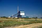 IND ENE MIS  SK     1809117DSHAND POWER STATION, COAL GENERATIONESTEVAN                             ..                   © CLARENCE W. NORRIS      ALL RIGHTS RESERVEDBUILDINGS;COAL;ENERGY;ESTEVAN;INDUSTRY;PLAINS;POWER_PLANTS;PRAIRIES;SASKATCHEWAN;SASKPOWER;SHAND_POWER_STATION;SK_;SUMMERLONE PINE PHOTO              (306) 683-0889