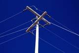 IND ENE MIS  SK   WS20346DPOWER LINESBLACKSTRAP LAKE                ..                   © WAYNE SHIELS                ALL RIGHTS RESERVEDBLACKSTRAP_LAKE;ENERGY;INDUSTRY;PLAINS;POWER_LINES;PRAIRIES;SASKATCHEWAN;SK_;SUMMERLONE PINE PHOTO              (306) 683-0889
