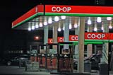 IND SER STA  SK  WDS05F9244DX                      CO-OP SERVICE STATION AT NGHT                          SASKATOON                      ....© WAYNE SHIELS               ALL RIGHTS RESERVEDAUTOS;CO_OP;GAS;GAS_BARS;PLAINS;PRAIRIES;RETAIL;SASKATCHEWAN;SASKATOON;SERVICE_STATIONS;SIGNS;SK_;WINTERLONE PINE PHOTO              (306) 683-0889