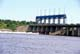 POWERVIEW DAM IN SUMMER, PINE FALLS