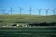WIND TURBINES AND FARM, COWLEY RIDGE WIND POWER INC., PINCHER CREEK
