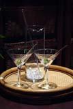 ART STI MIS  SK  CWN02S0103D  VT   COCKTAIL GLASSES & PITCHER IN WINDOW DISPLAY SASKATOON                            03..© CLARENCE W. NORRIS           ALL RIGHTS RESERVEDART;COCKTAILS;FOOD;GLASS;GLASSES;PLAINS;PRAIRIES;STILL_LIFE;SASKATCHEWAN;SASKATOON;SK_;SUMMER;VTLLONE PINE PHOTO                  (306) 683-0889