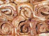 FOO MIS MIS  SK  CWN3D55354D   CLOSE UP OF CINNAMON BUNSSASKATOON                       0614© CLARENCE W. NORRIS      ALL RIGHTS RESERVEDBAKING;CINNAMON;FAIRS;FOOD;OUTDOORS;OVENS;PLAINS;PRARIES;SASKATCHEWAN;SASKATOON;SASKATOON_PRAIRIELAND_EXIBITION;SK_;SUMMERLONE PINE PHOTO              (306) 683-0889