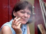 HEA SMO MIS  SK  CWN02D1255D    MR # 360WOMAN SMOKING CIGARETTESASKATOON                            07/19© CLARENCE W. NORRIS           ALL RIGHTS RESERVEDCIGARETTES;FEMALE;HABITS;HEALTH;MR_;PEOPLE;PLAINS;PRAIRIES;SASKATCHEWAN;SASKATOON;SK_;SMOKINGLONE PINE PHOTO                  (306) 683-0889