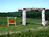 ROU TRA TRA  SK  CWN02D06O7D       TRANS-CANADA TRAIL SIGNSCYPRESS HILLS                        07/02© CLARENCE W.  NORRIS          ALL RIGHTS RESERVEDCYPRESS_HILLS;HIKING;PLAINS;PLATEAU;PRAIRIES;ROUTES;SASKATCHEWAN;SIGNS;SK_;SUMMER;SUMMER;TOURISM;TRANS_CANADA_TRAILLONE PINE PHOTO                  (306) 683-0889