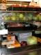 FOOD IN COMMERCIAL REFRIGERATOR RESTAURANT, SASKATOON