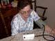 WOMAN MEASURING BLOOD PRESSURE, SALMON ARM