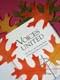 LEAVES ON VOICES UNITED HYMN BOOK, SASKATOON