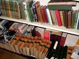 OCC ANT MIS  SK  CWN02D0134D                    USED BOOKS PILED ON SHELFEMPORIUM ANTIQUE MALL      SASKATOON                           07..© CLARENCE W NORRIS           ALL RIGHTS RESERVEDANTIQUES;BOOKS;OCCUPATIONS;PLAINS;PRAIRIES;READING;RETAIL;SASKATCHEWAN;SASKATOON;SHOPPING;SK_LONE PINE PHOTO                  (306) 683-0889