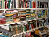 OCC ANT MIS  SK  CWN02D0138D                  USED BOOKS PILED ON SHELFEMPORIUM ANTIQUE MALL    SASKATOON                           07..© CLARENCE W NORRIS           ALL RIGHTS RESERVEDANTIQUES;BOOKS;OCCUPATIONS;PLAINS;PRAIRIES;READING;RETAIL;SASKATCHEWAN;SASKATOON;SHOPPING;SK_LONE PINE PHOTO                  (306) 683-0889
