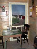 OCC ANT MIS  SK  CWN02T0135D  VTSCREEN DOOR AND FARM SCENEKEEPER'S RESTAURANTDAVIDSON                                05..© CLARENCE W. NORRIS           ALL RIGHTS RESERVEDANTIQUES;ART;DAVIDSON;DOORS;KEEPERS_RESTAURANT;OCCUPATIONS;PLAINS;PRAIRIES;RESTAURANTS;RURAL;RUSTIC;SASKATCHEWAN;SCREEN_DOORS;SK_;VTLLONE PINE PHOTO                  (306) 683-0889