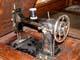 OLD PEDAL SEWING MACHINE, SASKATOON