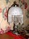 VICTORIAN LAMP, LUMSDEN