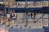 OCC CON COM  SK  WDS08I6664DXCONSTRUCTION BY ROYAL UNIVERSITY HOSPITALSASKATOON                       09© WAYNE SHIELS               ALL RIGHTS RESERVEDAUTUMN;BUILDINGS;COMMERCIAL;CONSTRUCTION;OCCUPATIONS;PEOPLE;PLAINS;PRAIRIES;SASKATCHEWAN;SASKATOON;SK_;STRUCTURESLONE PINE PHOTO              (306) 683-0889