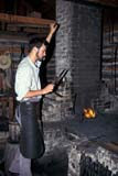 PAR HIS LOW  MB     1611868D  VTBLACKSMITHLOWER FT GARRY NAT HIST SITE   08/..                    © CLARENCE W. NORRIS              ALL RIGHTS RESERVEDBLACKSMITH;FUR_TRADE;HISTORIC;HUDSONS_BAY_CO;LOWER_FORT_GARRY_NHS;MALE;MANITOBA;MB_;NATIONAL;OCCUPATIONS;PEOPLE;PIONEERS;PLAINS;PRAIRIES;SCENES;SUMMER;TOURISM;VTLLONE PINE PHOTO              (306) 683-0889