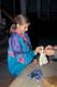 GIRL MAKING DOLL, LOWER FORT GARRY NATIONAL HISTORIC SITE