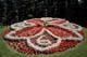 FLORAL CLOCK, INTERNATIONAL PEACE GARDENS, MANITOBA
