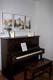 PIANO, MARGARET LAURENCE'S HOME, NEEPAWA