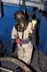 OLD DIVING GEAR DISPLAY, MARINE MUSEUM OF MANITOBA, SELKIRK