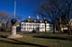 ST. BONIFACE MUSEUM IN AUTUMN, WINNIPEG